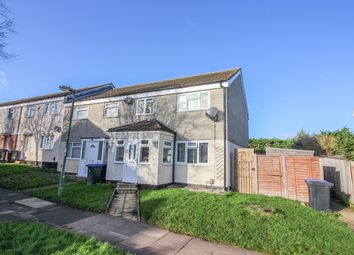 Thumbnail 3 bed end terrace house for sale in Fennells, Harlow