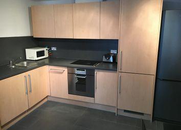 Thumbnail 1 bed flat to rent in Woodbury Close, Croydon