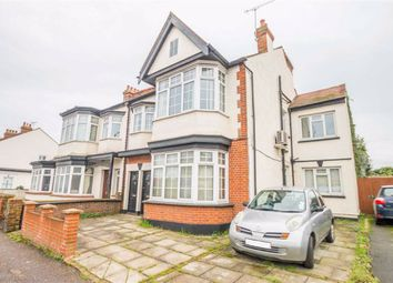 Thumbnail 3 bed flat for sale in Westborough Road, Westcliff-On-Sea, Essex