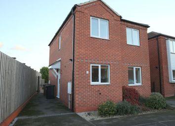 Thumbnail 3 bed detached house to rent in Hoselett Field Road, Long Eaton, Nottingham