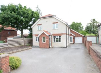 Thumbnail 4 bed detached house for sale in Hull Road, Osgodby, Selby