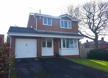 Thumbnail 3 bed detached house for sale in Brandling Court, South Shields