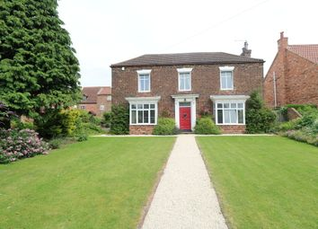 Thumbnail 4 bed detached house for sale in West End Road, Epworth, Doncaster