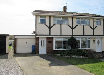 Thumbnail 3 bed semi-detached house for sale in Arndale Close, Fleetwood