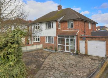 Thumbnail 3 bed semi-detached house for sale in Marshalswick Lane, St.Albans