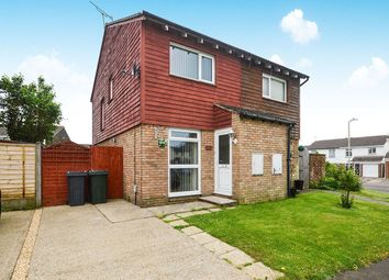 Thumbnail 2 bed semi-detached house for sale in The Spinney, Ashford