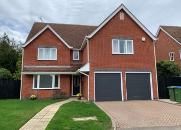 Thumbnail 5 bed detached house to rent in St. Andrews Gardens, Cobham