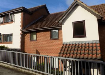 Thumbnail 2 bed flat for sale in Station Road, Overton, Basingstoke