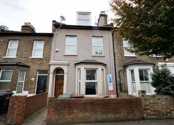 Thumbnail 4 bedroom terraced house to rent in Barclay Road, Leytonstone