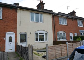 Thumbnail 3 bedroom terraced house for sale in 27 Foster Road, Harwich, Essex