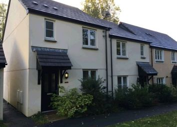 Thumbnail 3 bed end terrace house to rent in Kew Lastanen, Tinney Drive, Truro