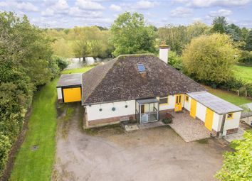 Thumbnail 3 bed detached bungalow for sale in Luddington Road, Stratford-Upon-Avon