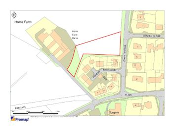 Thumbnail Land for sale in Cherry Tree Road, Snettisham, King's Lynn
