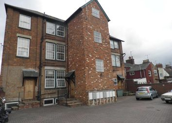 Thumbnail 3 bed flat for sale in Havelock Street, Kettering
