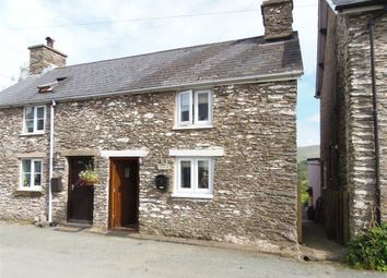 Thumbnail 1 bed cottage for sale in Tegfan, Darowen, Machynlleth, Powys