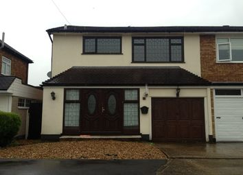 Thumbnail 3 bed property to rent in Beaufort Close, Romford