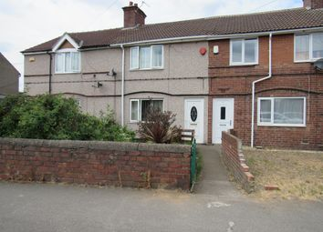 Thumbnail 3 bed terraced house for sale in King Georges Road, Rossington