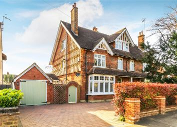 Thumbnail 4 bed semi-detached house for sale in Mid Street, South Nutfield, Surrey