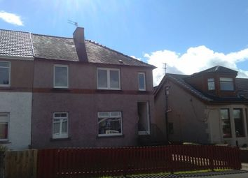 Thumbnail 2 bed flat for sale in Pather Street, Wishaw