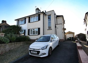Thumbnail 3 bed semi-detached house for sale in Stelvio Park Drive, Newport