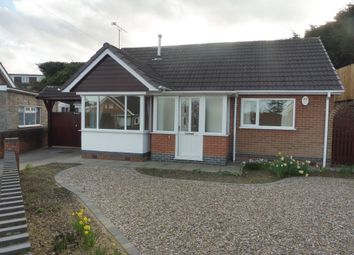 Thumbnail 2 bed detached bungalow for sale in Malmesbury Avenue, Midway, Swadlincote