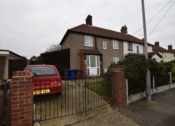 Thumbnail 3 bed semi-detached house for sale in Thames Haven Road, Corringham, Essex