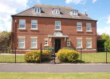 Thumbnail 5 bed detached house for sale in Highfield House, Glebe Park, Balderton