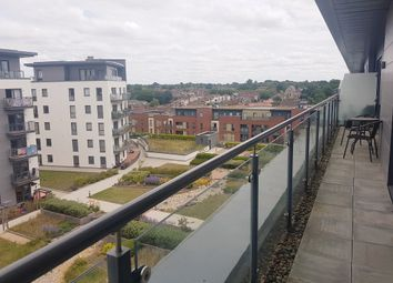 Thumbnail 2 bed flat for sale in Ropley Close, Southampton