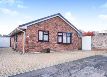 2 bed detached bungalow for sale in Thirtle Close, Clacton-On-Sea CO16