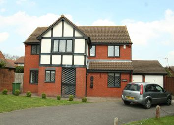 Thumbnail 4 bed detached house to rent in Broadwater Gardens, Farnborough, Orpington