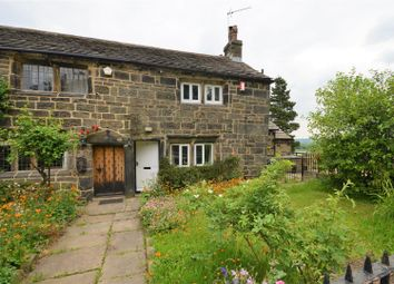 Thumbnail 2 bed cottage for sale in Royds Hall Cottages, Royd Hall Lane, Low Moor, Bradford