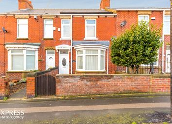 Thumbnail 3 bed terraced house for sale in Tyne Road, Stanley, Durham