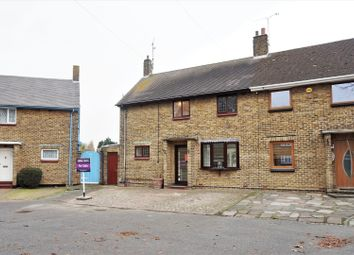 Thumbnail 3 bed semi-detached house for sale in St. Lukes Road, Southend-On-Sea