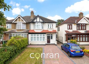 Thumbnail 3 bed semi-detached house to rent in College Park Close, Lewisham