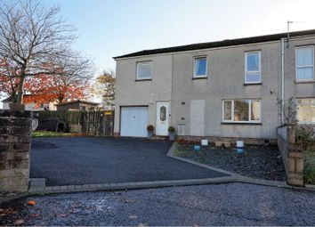Thumbnail 3 bed end terrace house for sale in Mearns Drive, Montrose