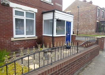 Thumbnail 1 bed flat to rent in Brompton Ter, Newbottle, Houghton Le Spring