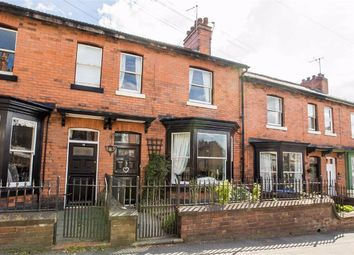 Thumbnail 4 bed terraced house for sale in Ashbourne Road, Leek