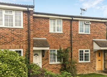 Thumbnail 2 bed terraced house to rent in Fairstone Court, Tanyard Way, Horley, Surrey