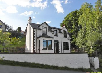 Thumbnail 3 bed detached house for sale in Glenmore Road, Oban