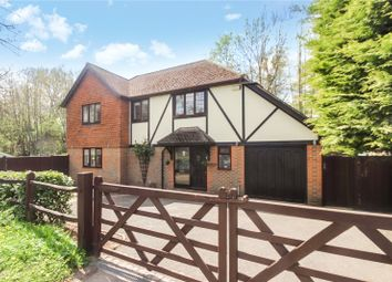 Thumbnail 4 bed detached house for sale in London Road, Forest Row