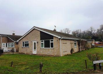 Thumbnail 3 bed detached bungalow for sale in Hallfields, Lakenheath