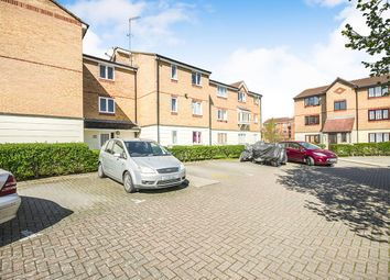Thumbnail 2 bed flat for sale in Mullards Close, Mitcham