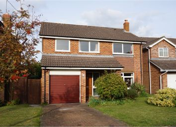 Thumbnail 4 bed detached house for sale in The Sett, Yateley