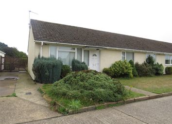 Thumbnail 3 bed semi-detached bungalow for sale in Maple Drive, Wicken Green Village, Fakenham
