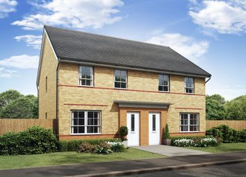 "Thumbnail 3 bed semi-detached house for sale in ""Maidstone"" at Bay Bridge Crescent, Felpham, Bognor Regis"