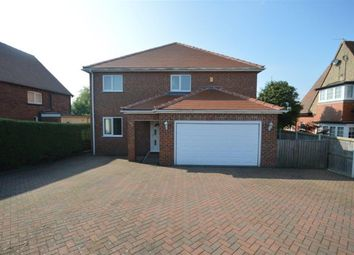 Thumbnail 4 bed detached house for sale in Scalby Road, Scarborough