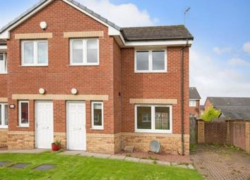 Thumbnail 3 bed semi-detached house for sale in Craigmuir Road, Glasgow, Lanarkshire