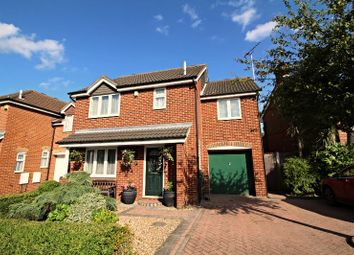 Thumbnail 4 bed detached house for sale in Antelope Avenue, Chafford Hundred