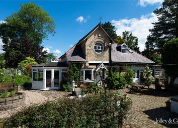 Thumbnail 3 bed detached house for sale in 6 Beechfield Road, Cheadle Hulme, Stockport