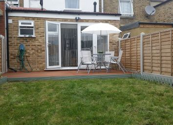 Thumbnail 5 bedroom terraced house to rent in Lathom Road, East Ham